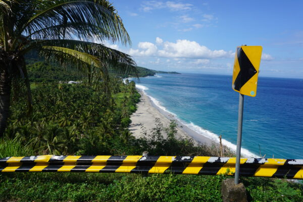 Indonesia - Lombok, View To Beach