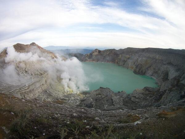 Indonesia, Mount Ijen Crater