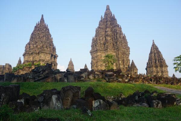 Indonesia, Prambanan Temple