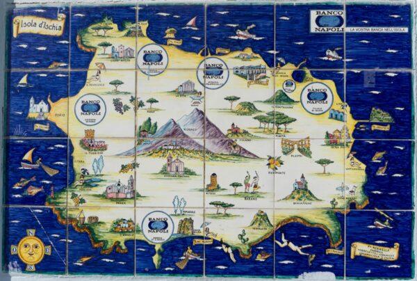 Ischia Map
