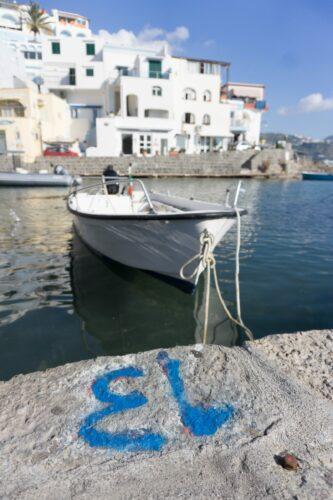 Ischia - Sant Angelo, Boat