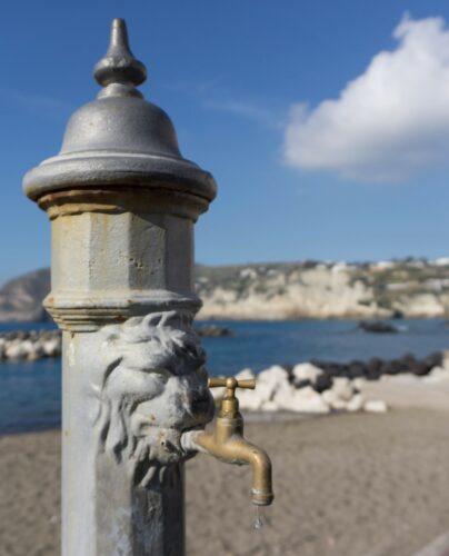 Ischia - Sant Angelo, Fountain