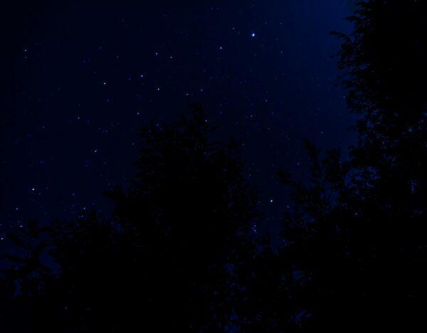 Ischia, Stars At Night Sky