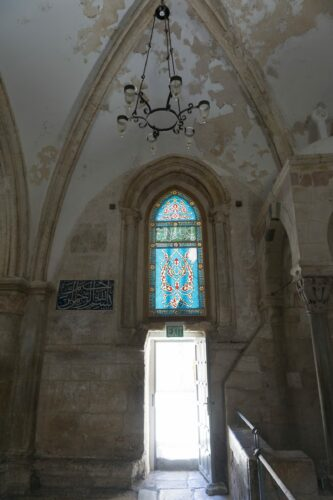Israel - Jerusalem, Room Of The Last Supper