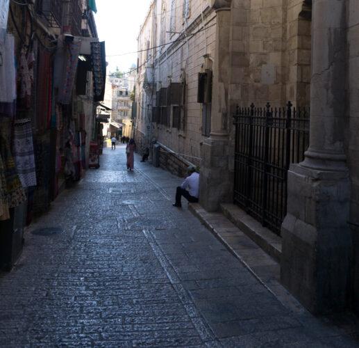 Israel - Jerusalem, Via Dolorosa