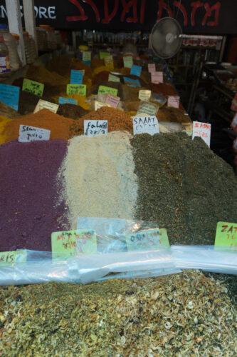 Israel - Tel Aviv, Carmel Market
