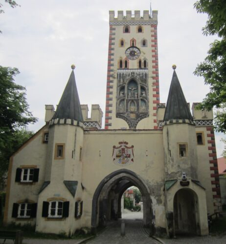 Landsberg Am Lech, Gate