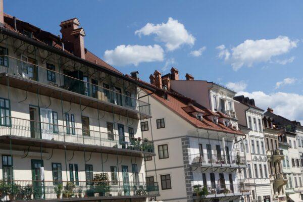 Ljubljana, Houses