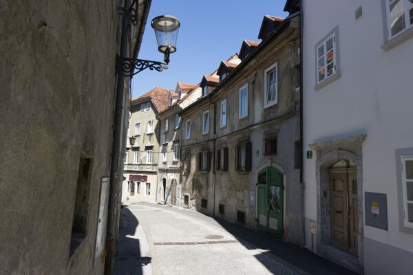 Ljubljana, Little Street