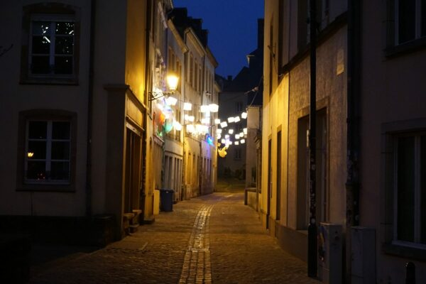 Luxembourg Small Alley