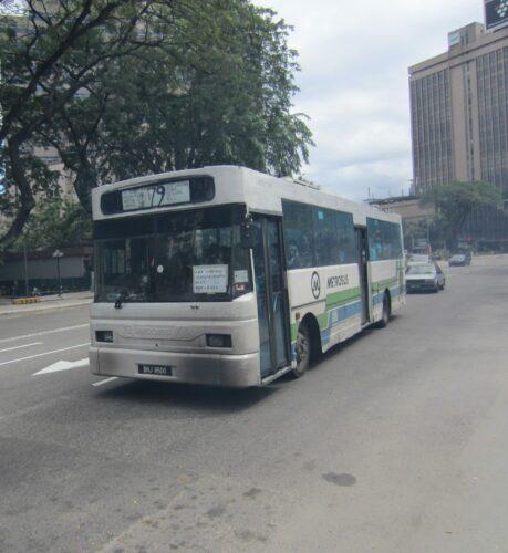 Malaysia - Kuala Lumpur, Metro Bus