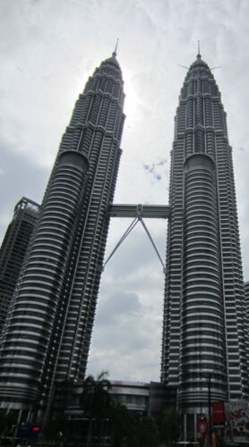 Malaysia - Kuala Lumpur, Petronas Towers