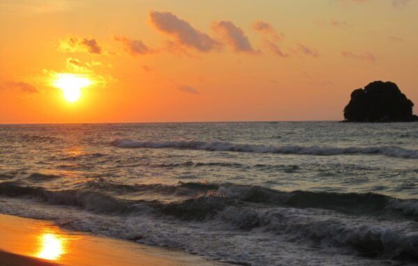 Malaysia - Tioman Island, Sunset