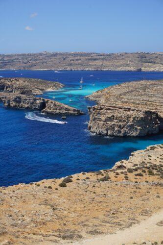 Malta - Comino, Blue Lagoon