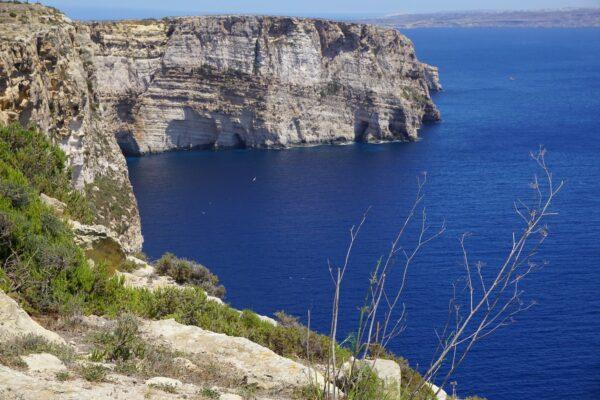 Malta - Gozo, Sea View
