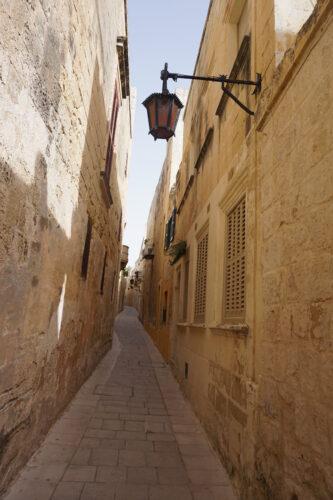 Gozo - Victoria, Small Street