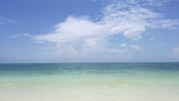 Mexico - Yucatan, Caribbean Sea