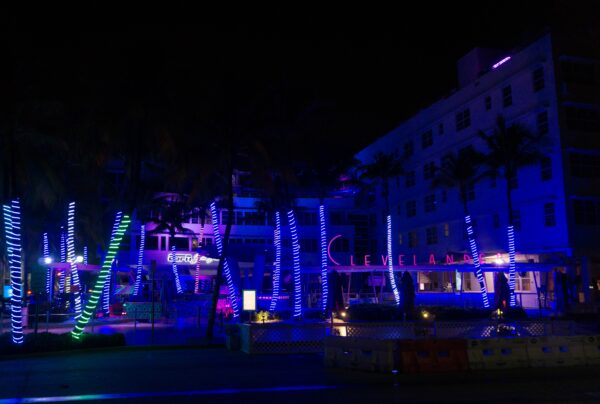 Miami Beach - Ocean Drive, Clevelander