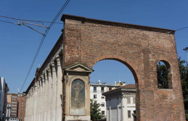 Milan, Colonne Di San Lorenzo
