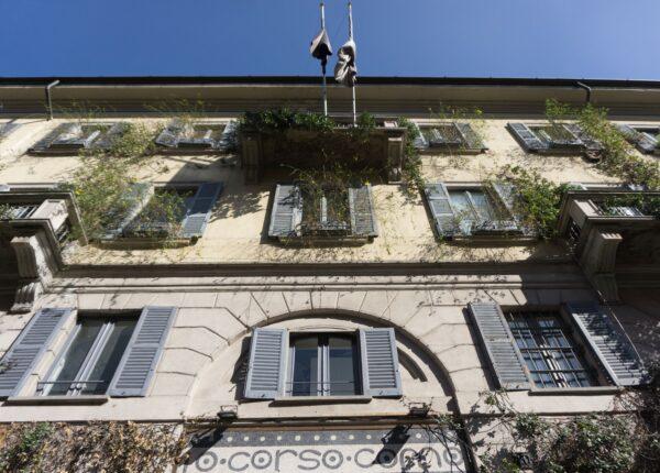 Milan, Corso Como Building