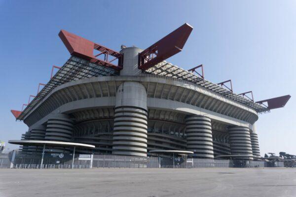 Milan, Stadio Giuseppe Meazza (San Siro)