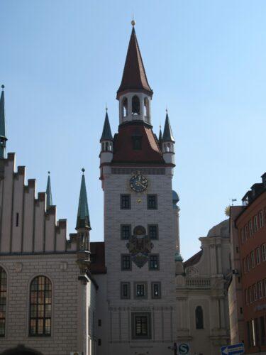 München, Altes Rathaus