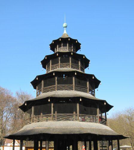 Munich, Chinesischer Turm