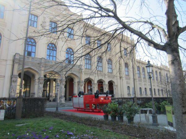 München, Museum Für Völkerkunde