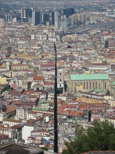 Napoli, City View