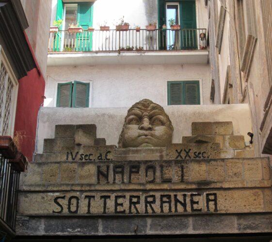 Napoli, Sotterranea