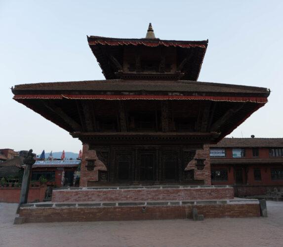 Nepal, Bhaktapur Temple