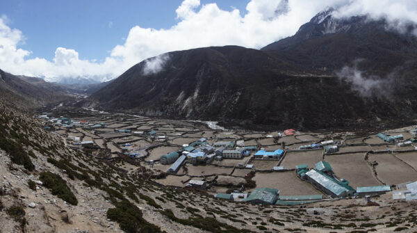 Nepal, Dingboche Valley
