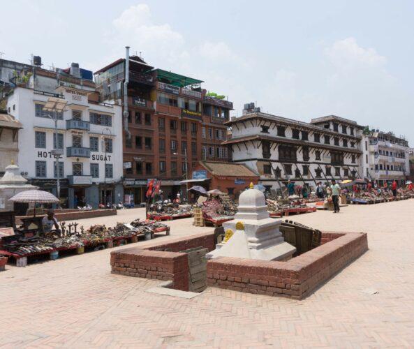 Nepal, Durbar Square Of Kathmandu