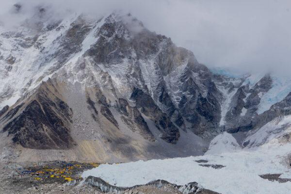 Nepal, Mount Everest Basecamp