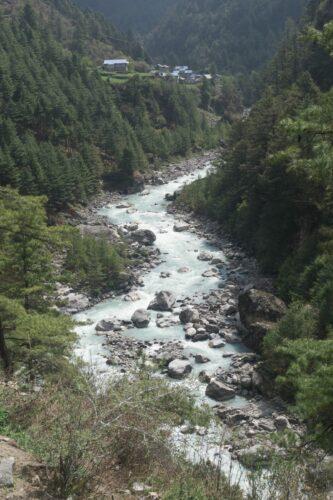 Nepal River View