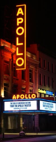 New York, Apollo Theater