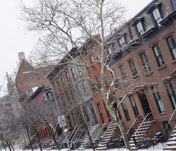 New York, Brooklyn Houses
