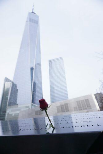 New York, Ground Zero Memorial