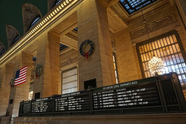 New York, Inside Grand Central Terminal