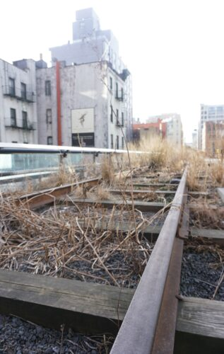 New York, The Highline Rails