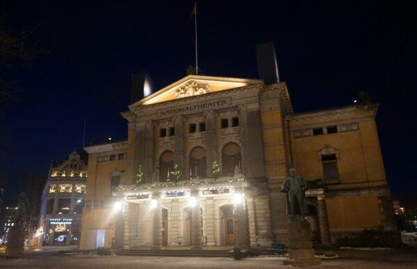 Oslo Nationaltheater