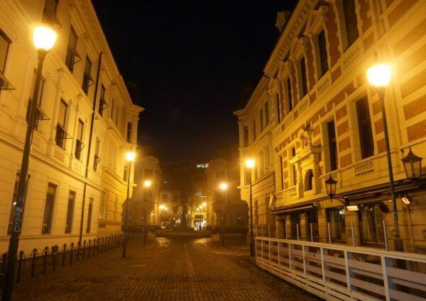 Oslo, Side Street
