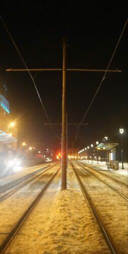 Oslo, Tram Rails