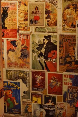 Paris - Montmartre, Wallpaper