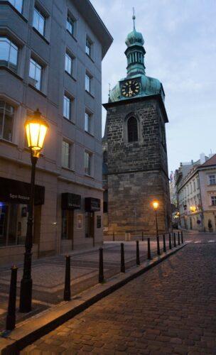Prague, Church Of St. Peter