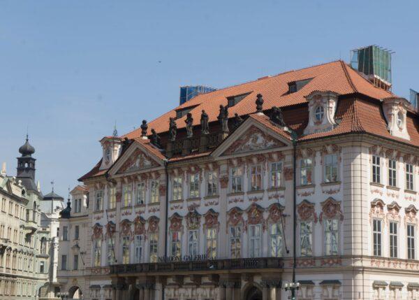 Prague, Narodni Galerie