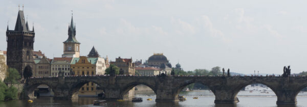 Prague, Old Town Bridge Tower At Charles Bridge