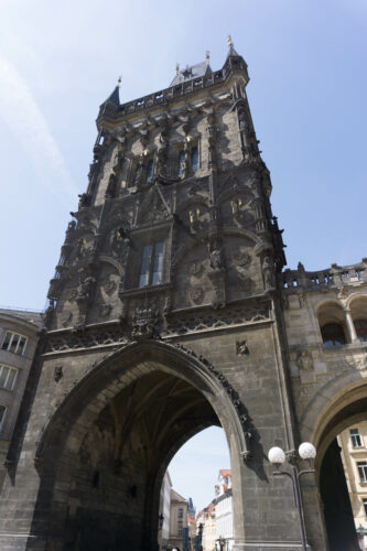 Prague, The Powder Tower