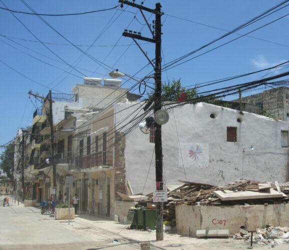 Republica Dominicana - Santo Domingo, Houses