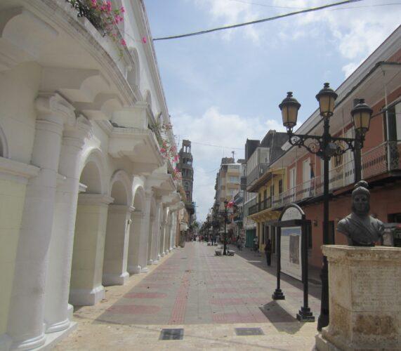 Republica Dominicana - Santo Domingo, Mainstreet
